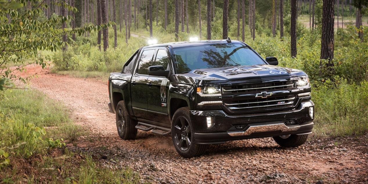 All Chevy chevy all star package : Special Edition Trucks: Silverado | Chevrolet