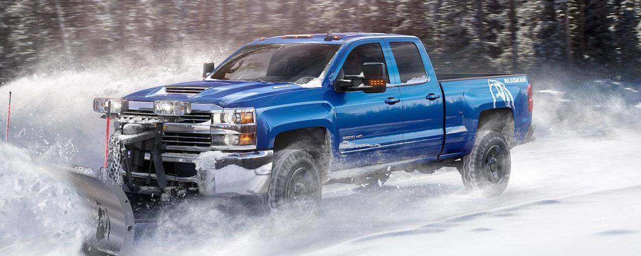 Chevy Alaskan Edition >> Special Edition Trucks Silverado Chevrolet