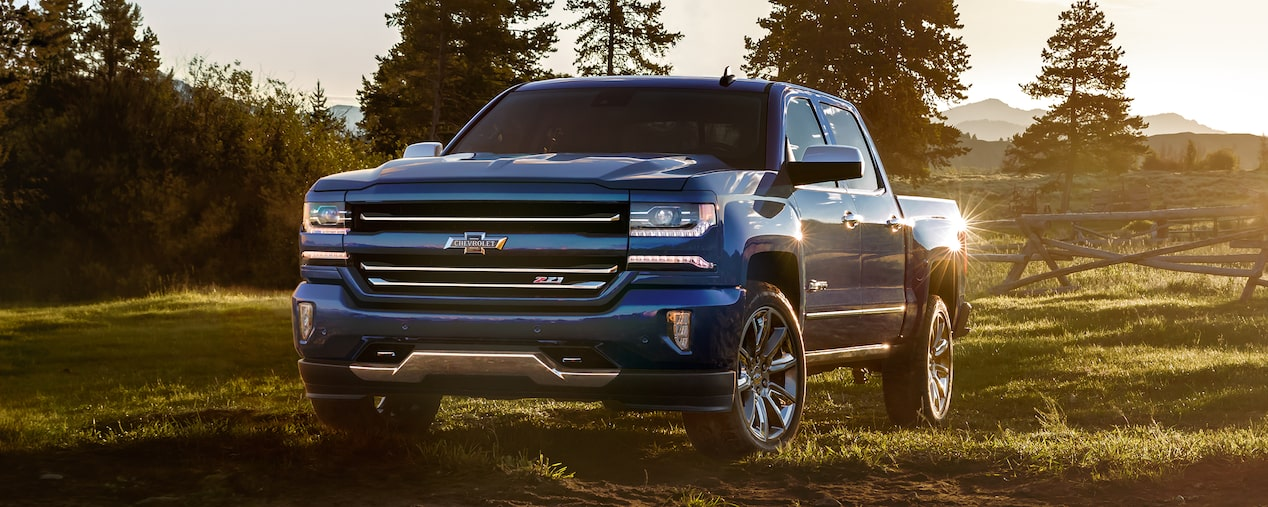 Silverado Special Edition Trucks: Centennial, Midnight & More