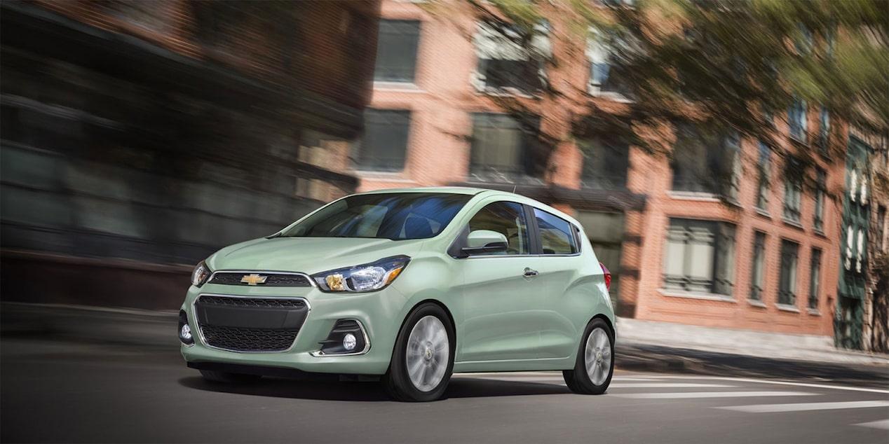 New Small Cars & Small SUVS | Chevrolet