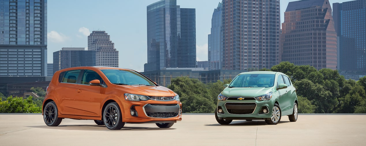 New Small Cars & Small SUVS | Chevrolet