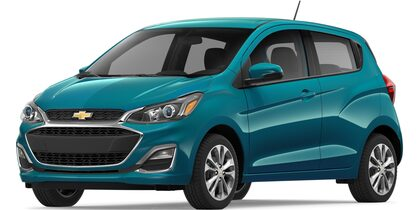 Chevrolet Spark Subcompact Car