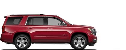 Chevy SUVs: 7-,8-,& 9- Passenger SUVs | Chevrolet