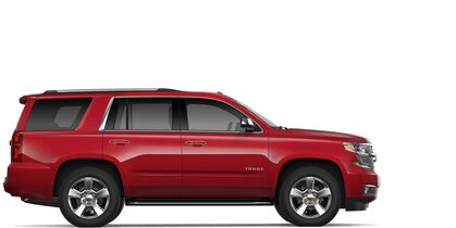 New Chevy SUVs: 7-,8-,& 9- Passenger SUVs