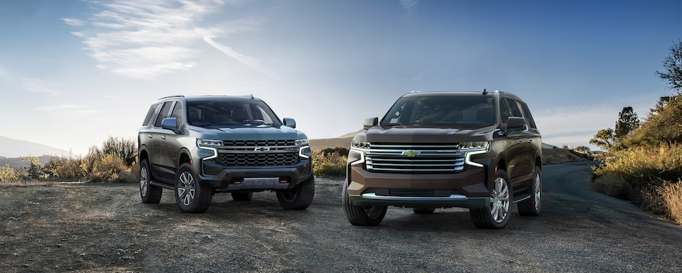 Chevrolet Suvs And Crossovers Lineup 5 9 Passenger