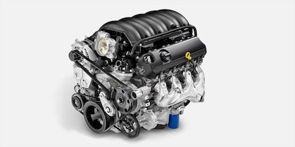 Tahoe Special Editions: Engine