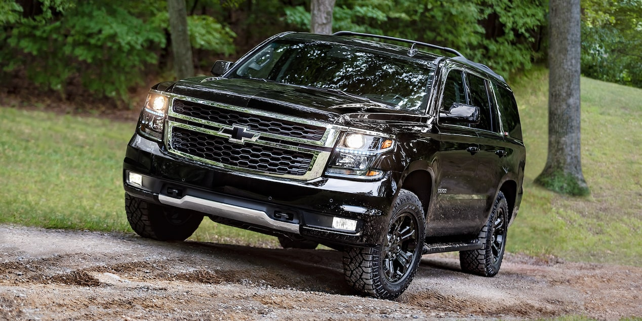 Tahoe Special Editions: Midnight edition front