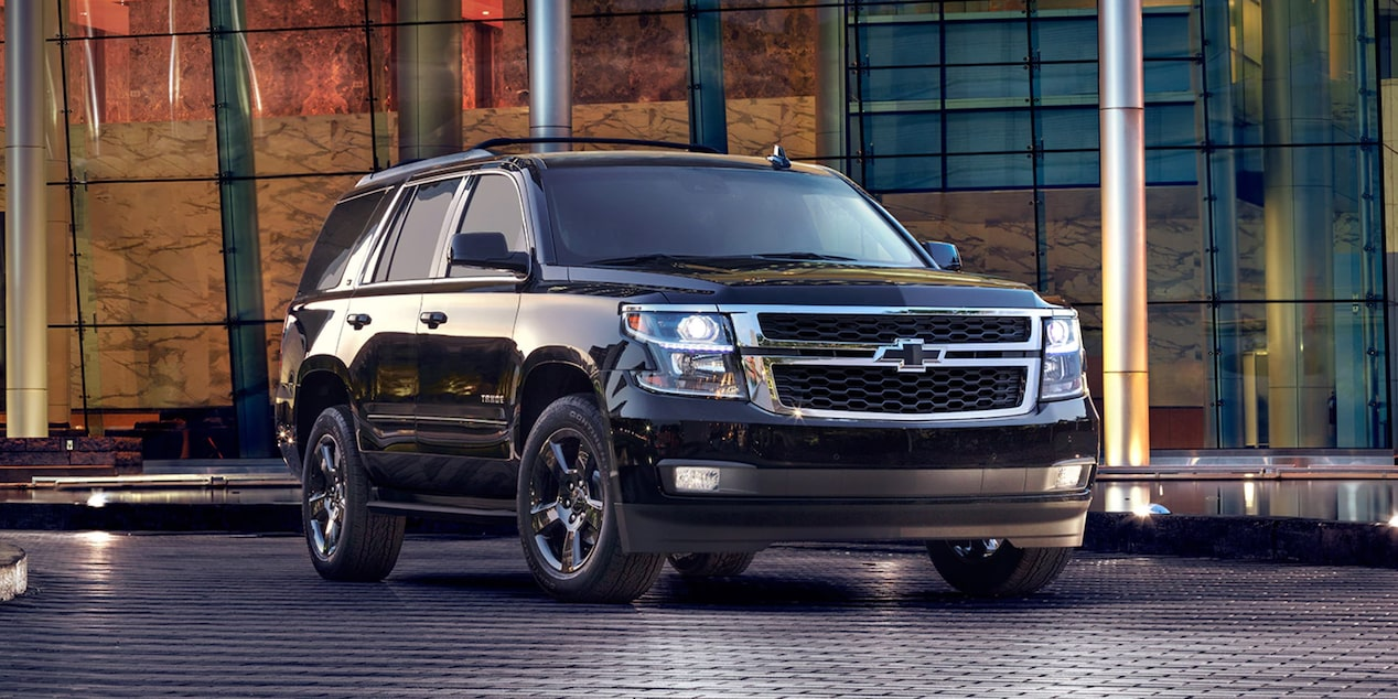 Tahoe Special Editions: Midnight edition front 3