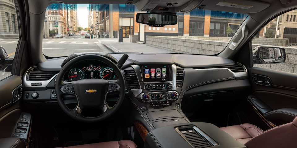 Tahoe Full Size Suv Special Editions Chevrolet