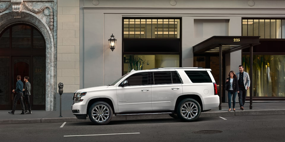 Tahoe Special Editions: Premier Plus Side