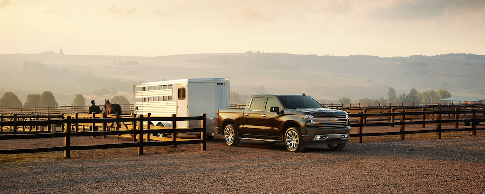 Chevy Trucks: Trailering & Towing Guide For Silverado ...