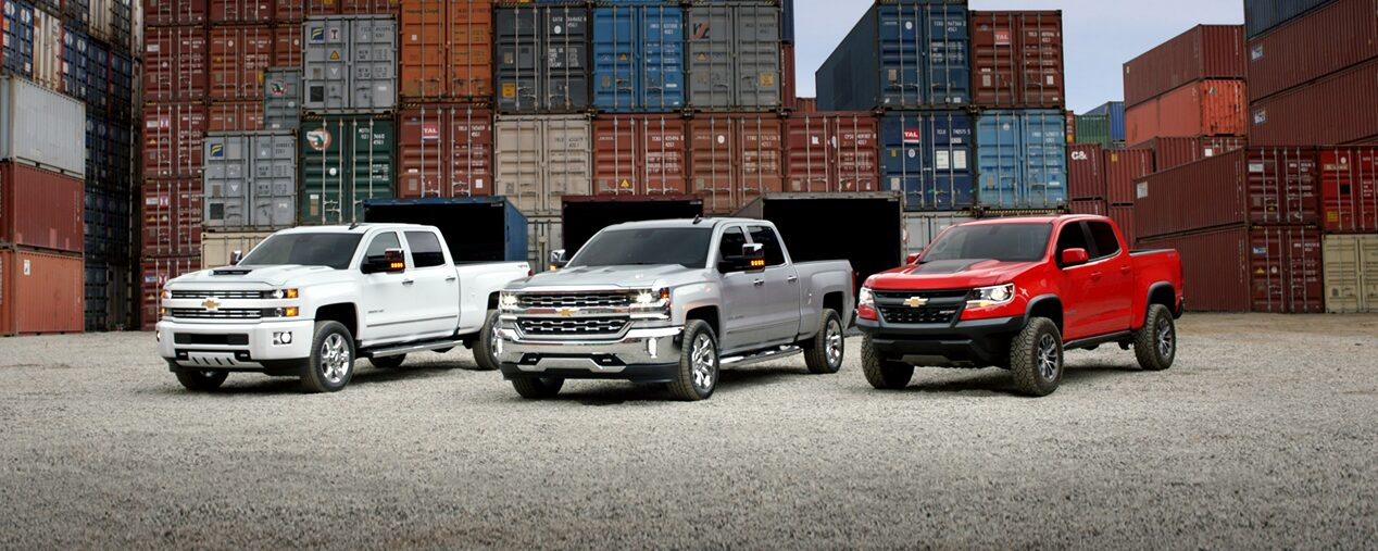2017 Chevy Cheyenne >> Trucks 4x4 Work Trucks - Diesel Trucks | Chevrolet
