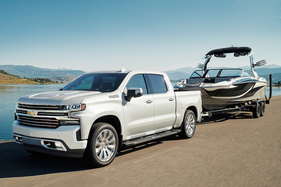 Silverado Family: LD Towing