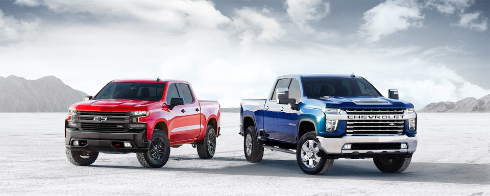 Chevy Trucks 4x4 Work Trucks - Diesel Trucks