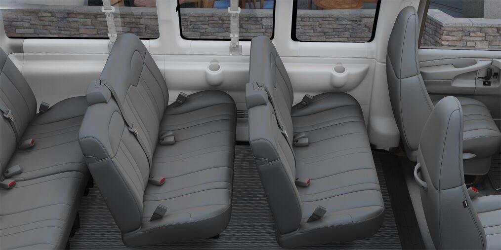 Chevrolet Vans Express Penger Van