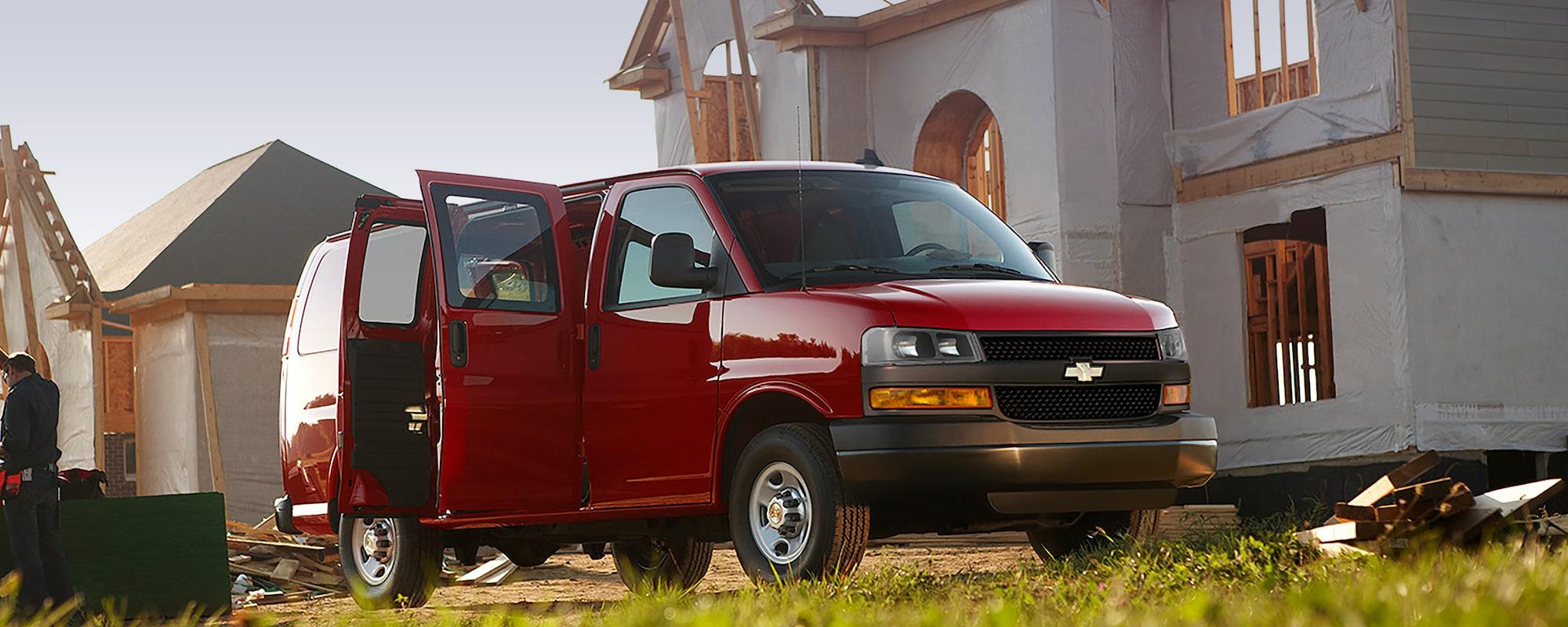 chevy express vans cargo 12 passenger and 15 passenger rh chevrolet com Chevy Express Van Parts Diagrams Chevrolet Van Wiring Diagram
