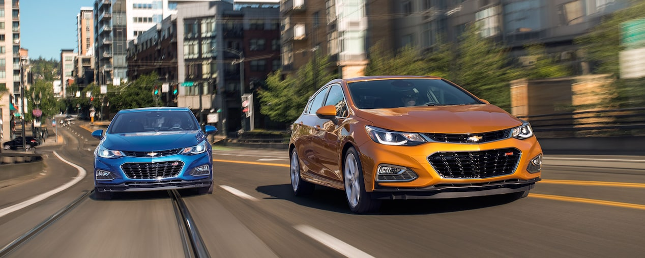 2017 Cruze Compact Car Performance
