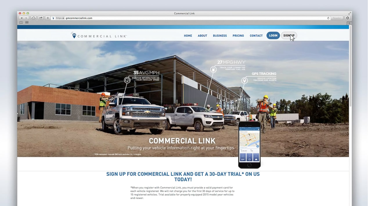 Commercial link features information chevrolet commercial link on the web magicingreecefo Image collections