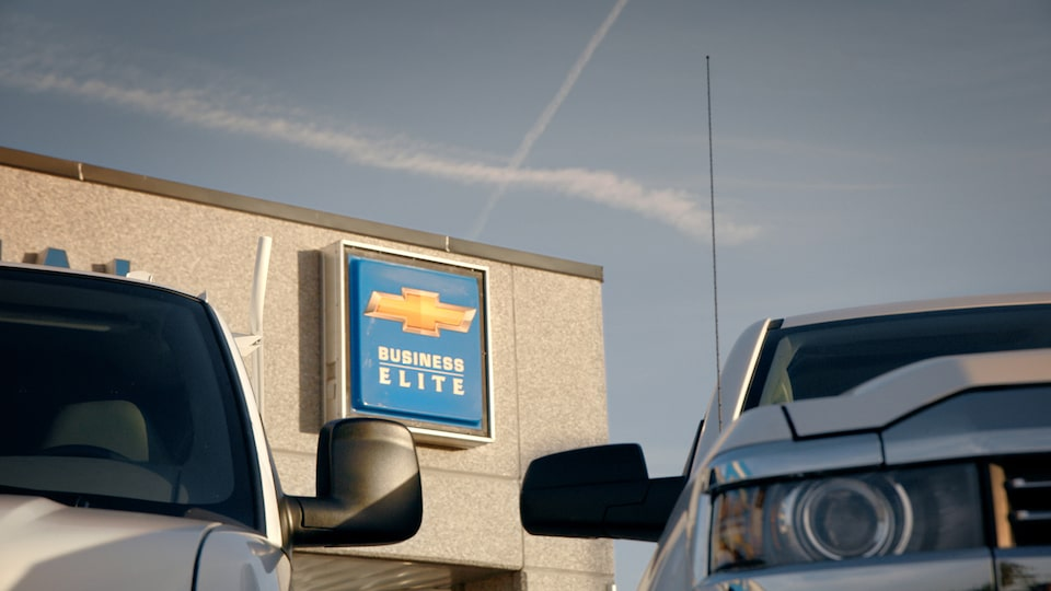 Partner with a Chevrolet Business Elite Dealer