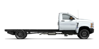 2019 Commercial Chassis Cab