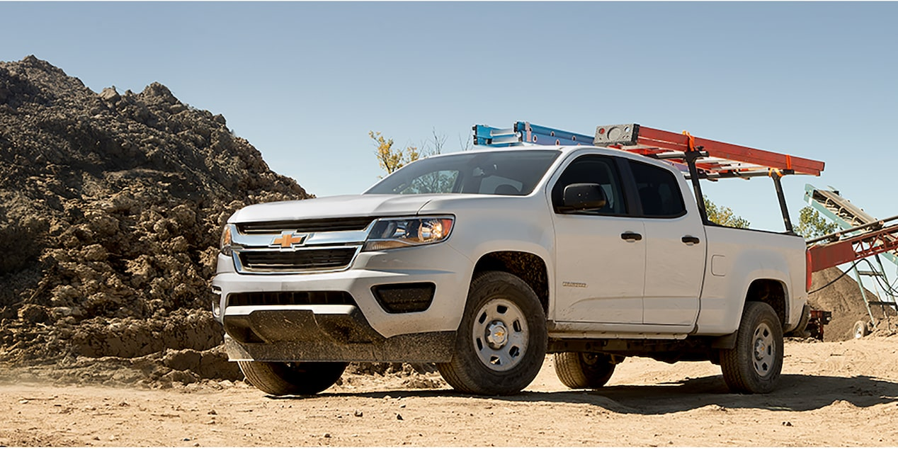 2017 Colorado Commercial Mid Size Truck