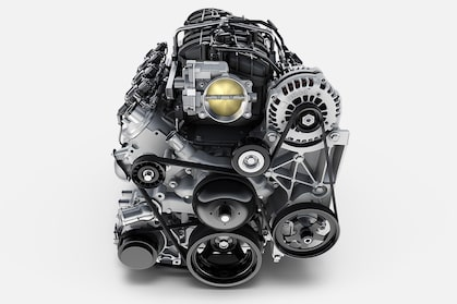Chevrolet 6.0L Vortec V8 Engine