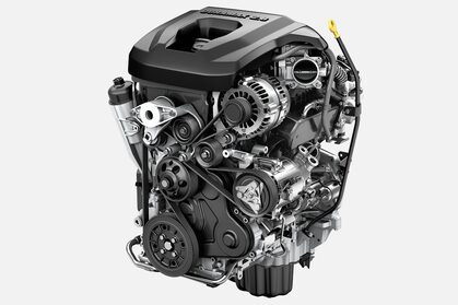 Chevrolet 2.8L Duramax Turbo Diesel Engine