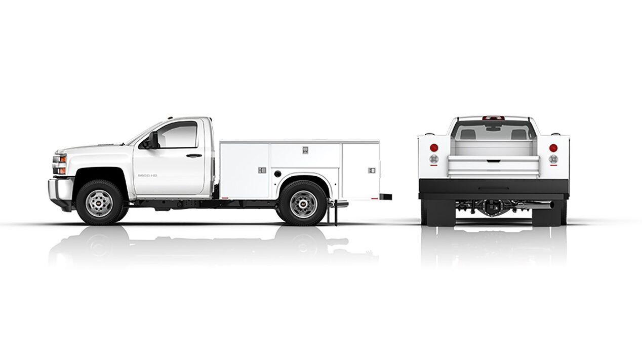 Silverado 3500hd Chassis Commercial Truck Chevrolet