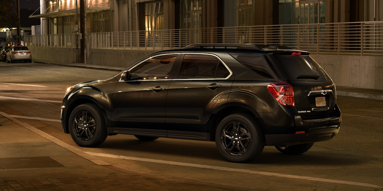 2017 equinox special editions midnight side