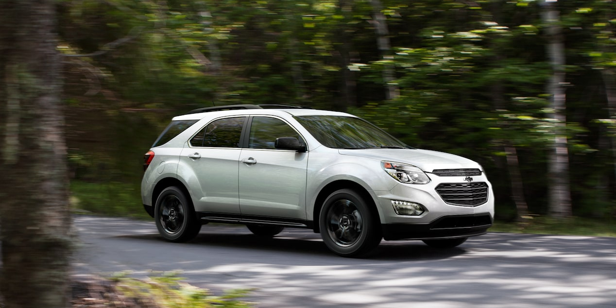 2017 Equinox Special Editions: Sport side