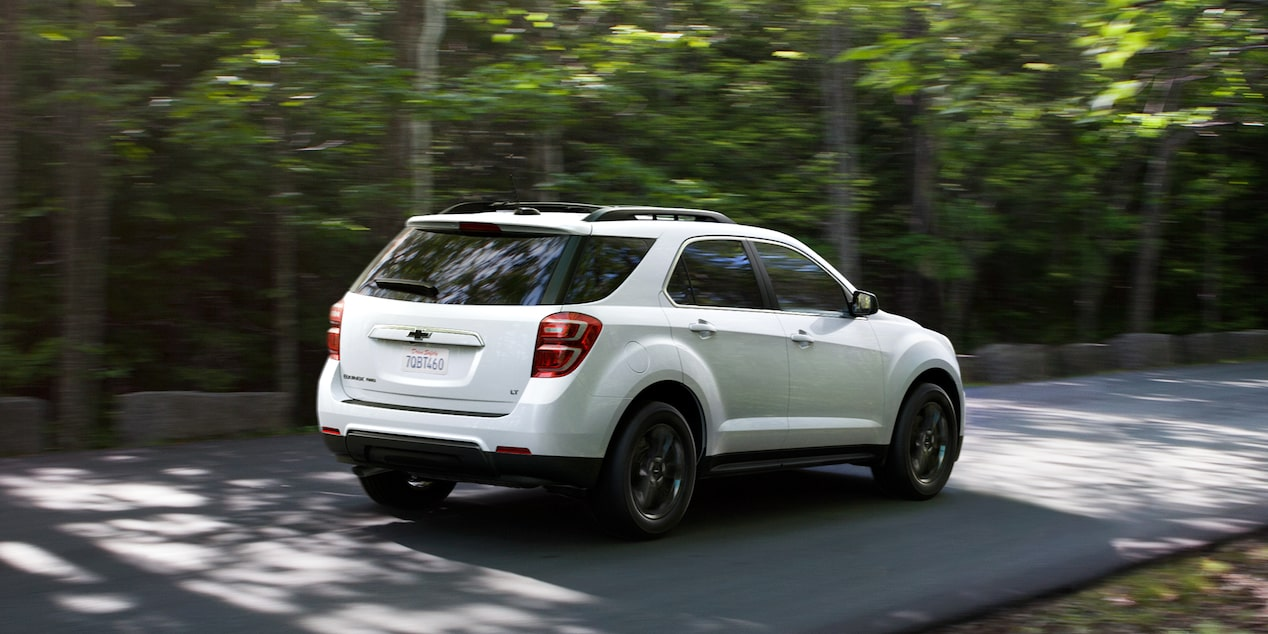 2017 Equinox Special Editions: Sport rear