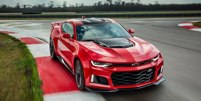 2017 Camaro ZL1: Sports Car | Chevrolet