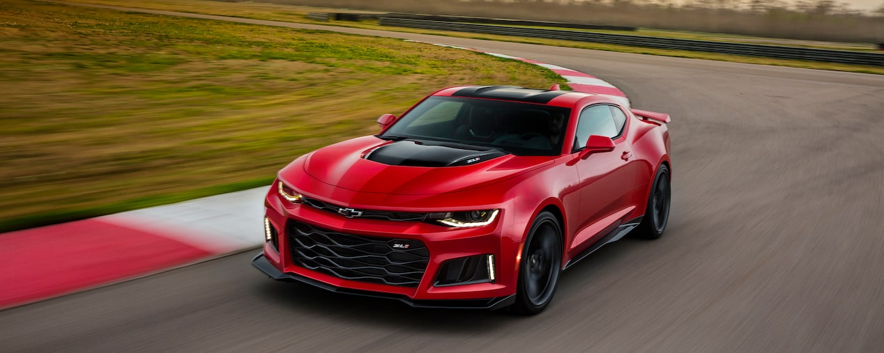 2017 Camaro ZL1 Sports Car