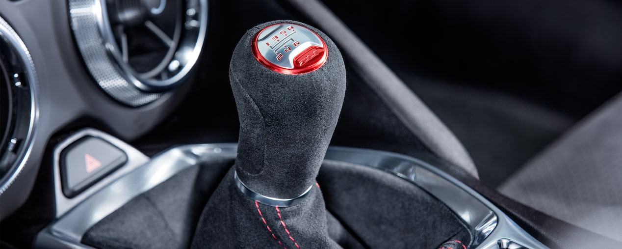 2017 Camaro ZL1 Performance: short-throw shifter