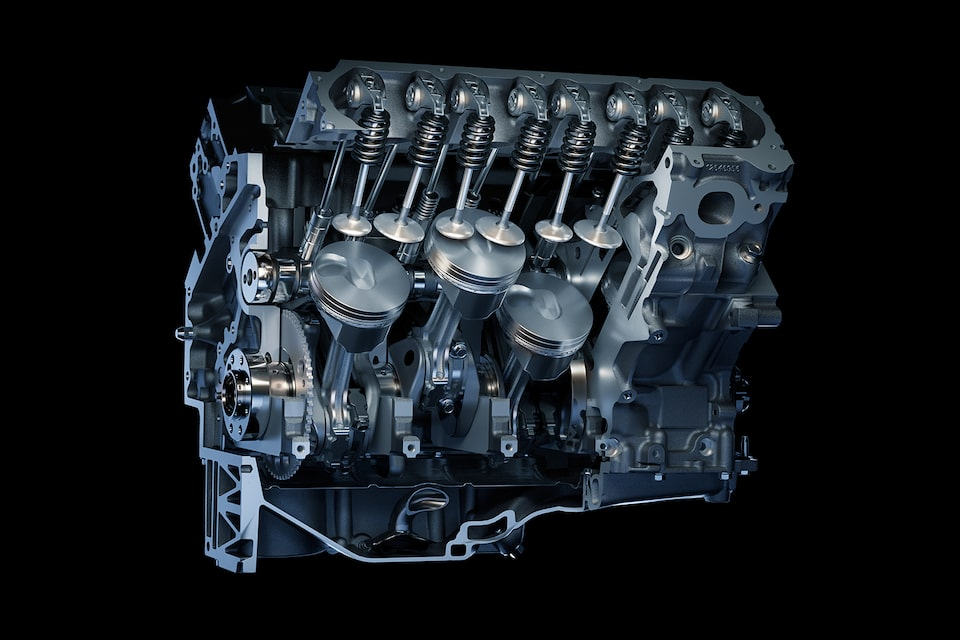Corvette Engines: Direct Injection