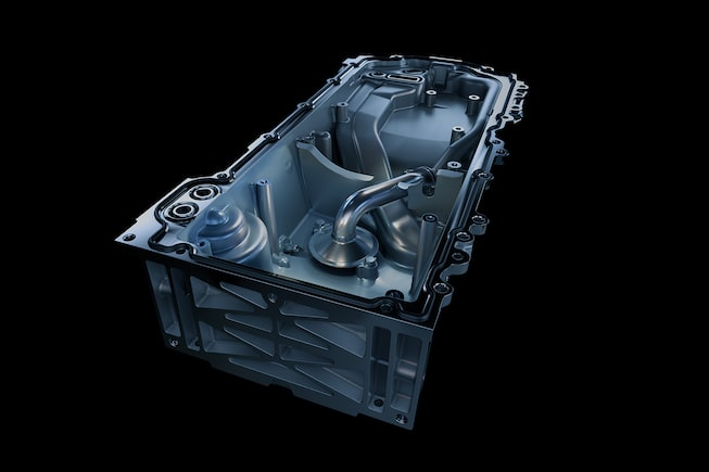 Corvette Engines: Dry-Sump Oil System