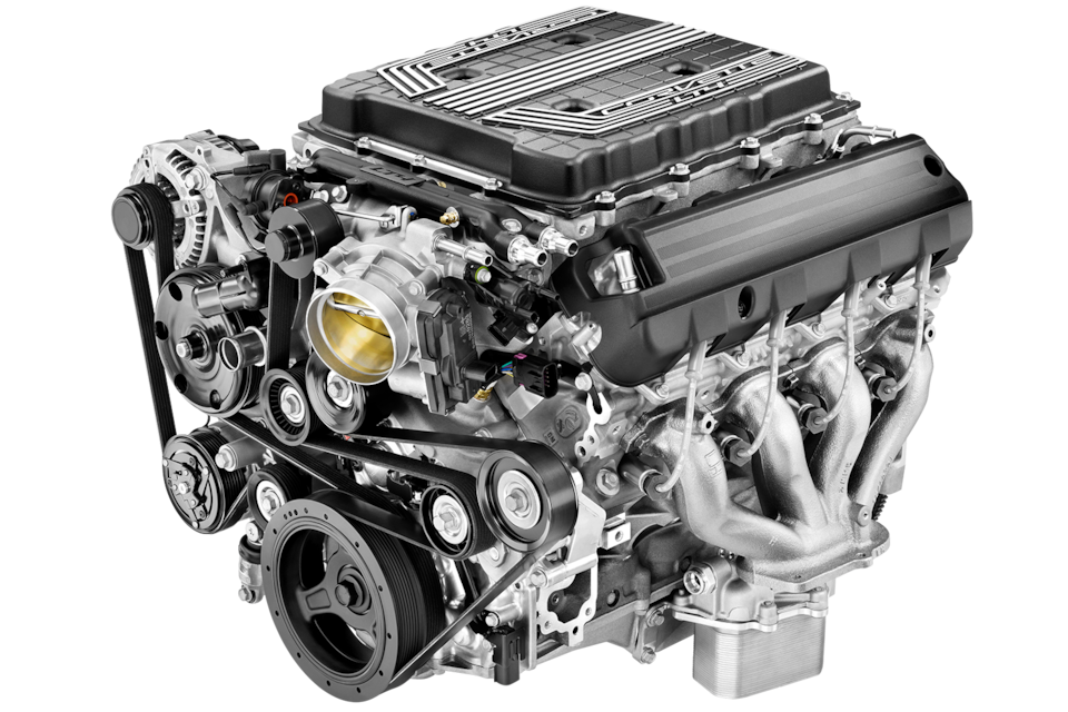 Corvette Engines: LT4 Supercharger design