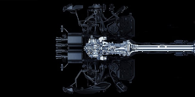 Corvette Engines: transmission
