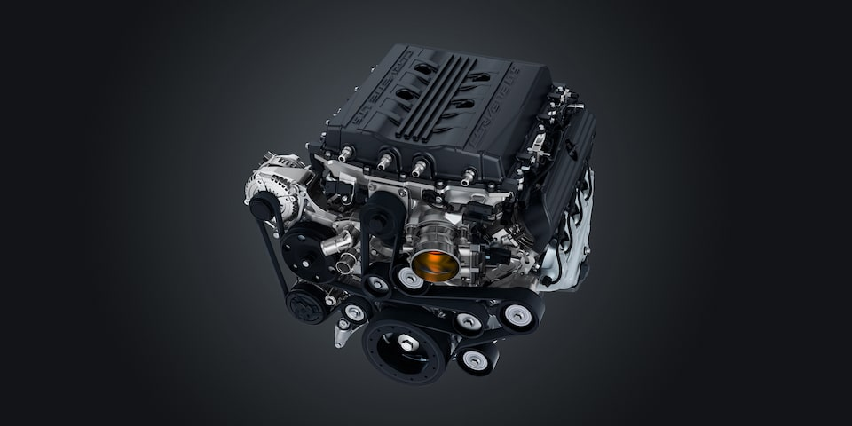 Corvette Engines: L5 Engine