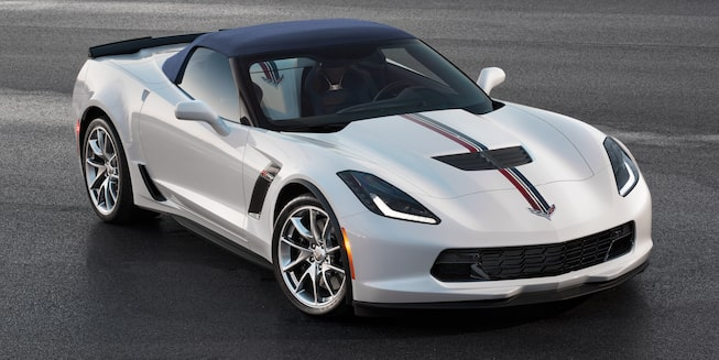 2017 Corvette Stingray Sports Car Design: convertible 2