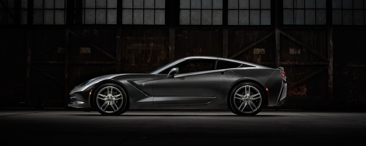 2017 Corvette Stingray Sports Car