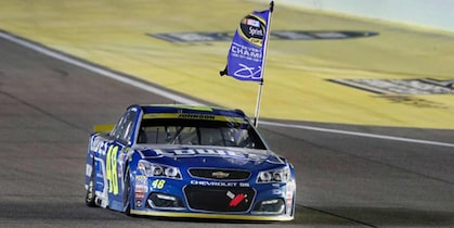 Chevrolet Motorsports Champions won in 2016: NASCAR Sprint Cup