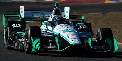 Chevrolet Motorsports Champions won in 2016: Indy Car