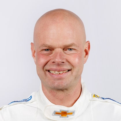 IMSA Drivers: Jan Magnussen