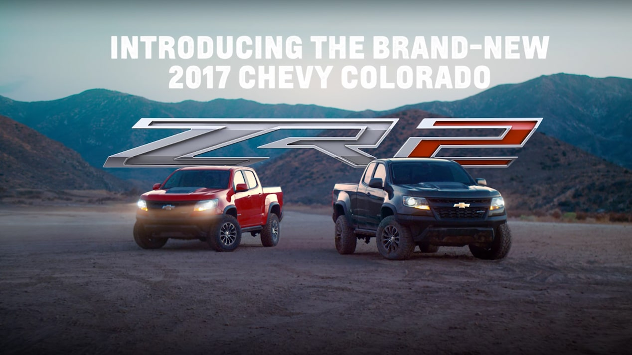 2017 Colorado ZR2