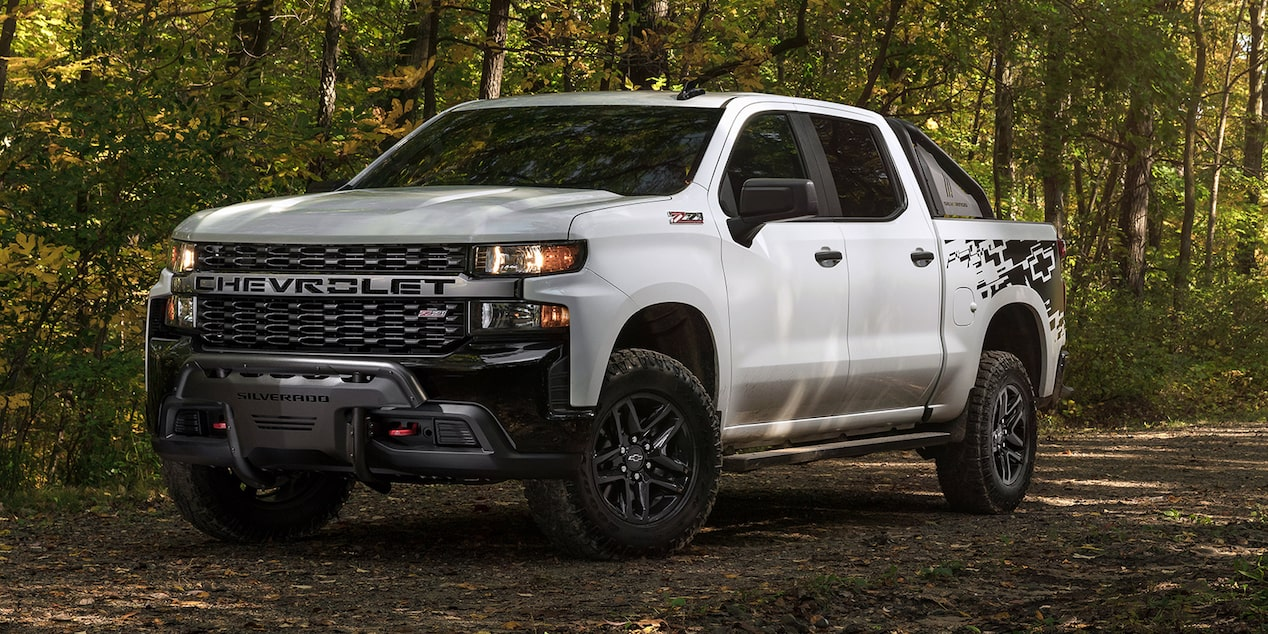 2019 Silverado Custom Trail Boss