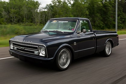 1967 C/10 Short Box 2WD Pickup