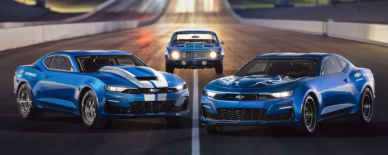 2019 Camaro: 50 Years of COPO