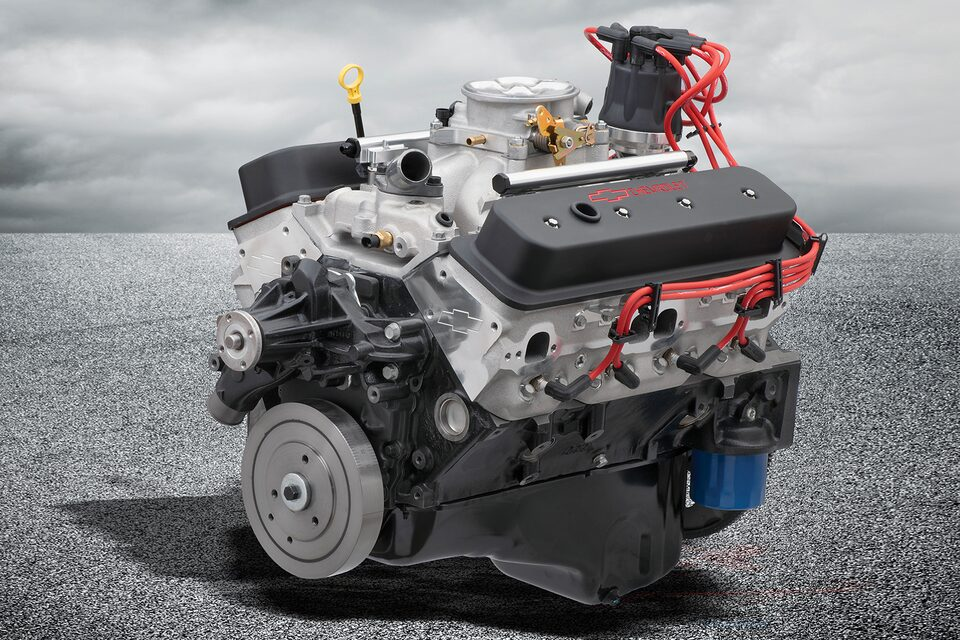 Chevy Performance SP383 EFI Crate Engine