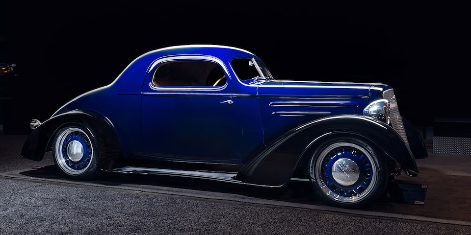 1935 Chevrolet Sports Coupe